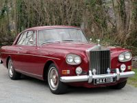1964 Rolls-Royce, Silver Cloud III Chinese Eye Coupe