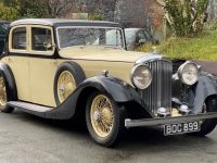 1935 Bentley, 3½ Litre Hooper Sports Saloon  B86EF