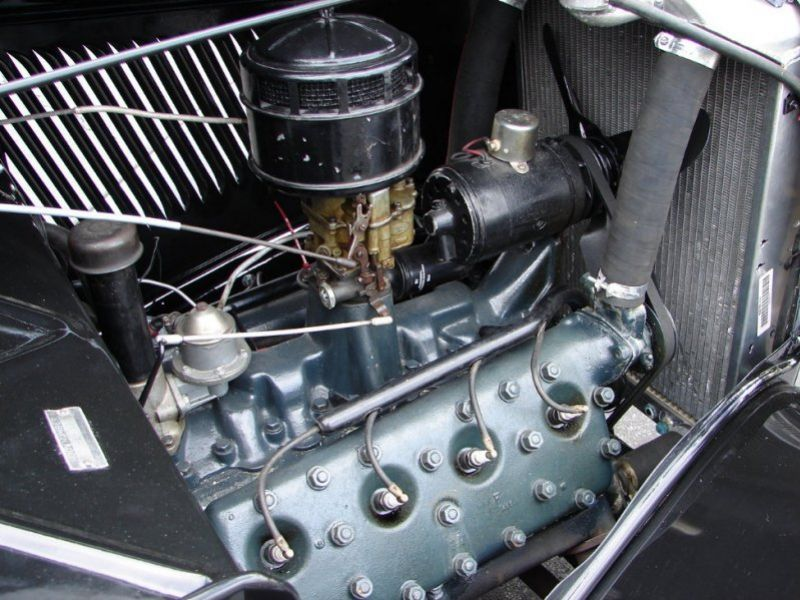 1934 Ford Flathead V8 For Sale Classic Car Ad From