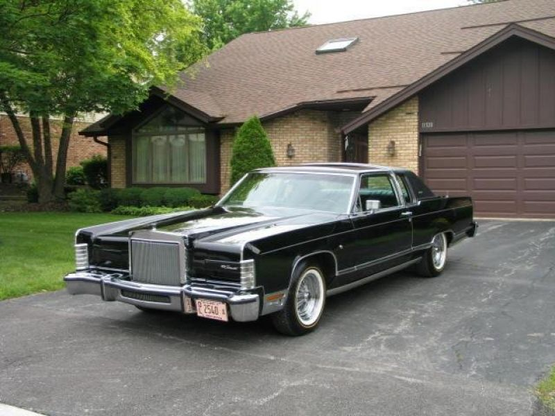 Lincoln Town Car Black For Sale Owner