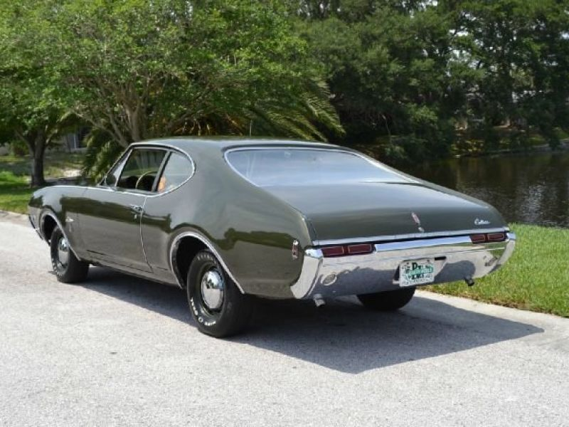 1968 Oldsmobile Cutlass For Sale Classic Car Ad From