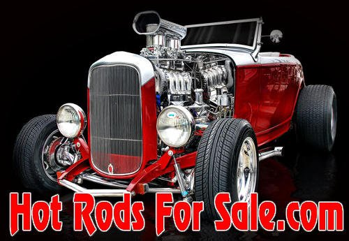 Hot Rods Buy Sell Trade!