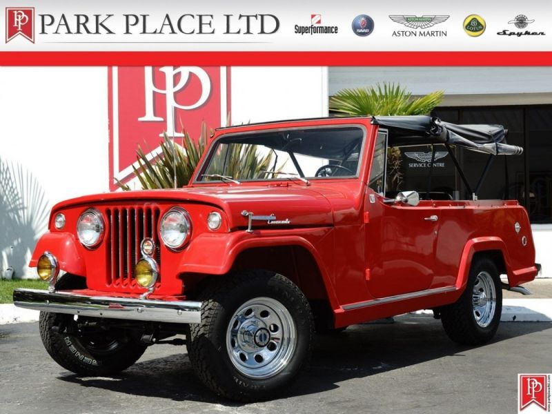 1967 jeep jeepster for sale classic car ad from. Black Bedroom Furniture Sets. Home Design Ideas