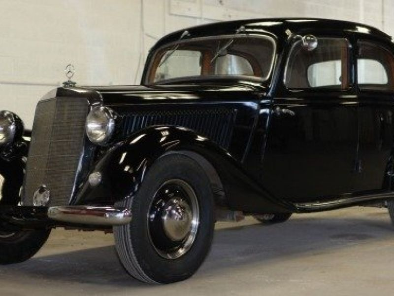 1950 Mercedes-Benz 170 for sale - Classic car ad from ...
