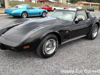 1977 Chevrolet, Corvette Stingray