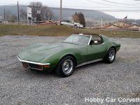 1972 Chevrolet, Corvette