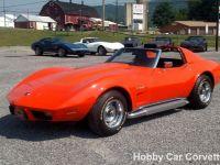1976 Chevrolet, Corvette