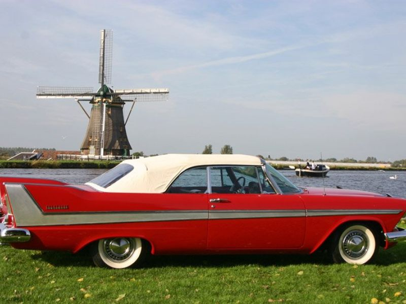 1958 Plymouth Belvedere For Sale Classic Car Ad From