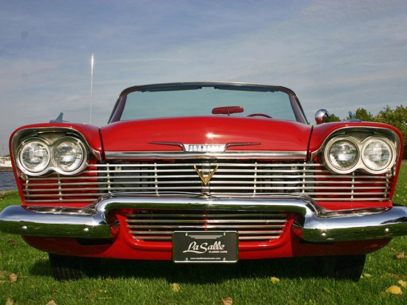 1958 Plymouth Belvedere 224 Vendre Annonces Voitures