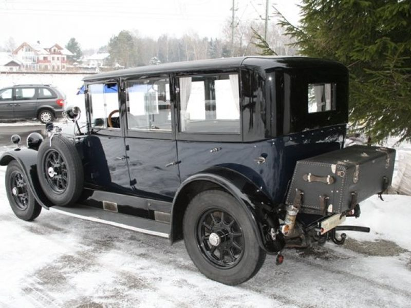 1926 mercedes benz 12 55 for sale classic car ad from