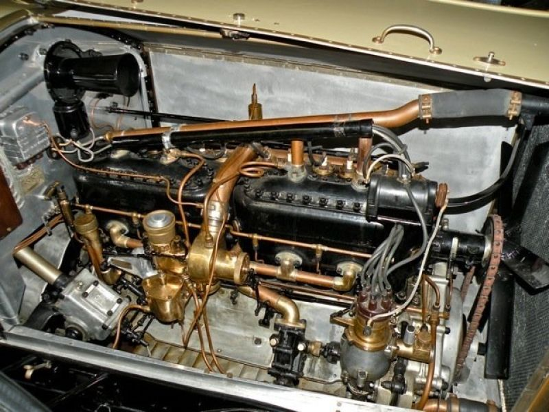 1925 Rolls-Royce Silver Ghost for sale - Classic car ad ...