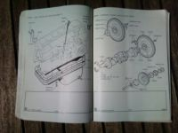 Triumph 2000/2500 Mk II parts manual