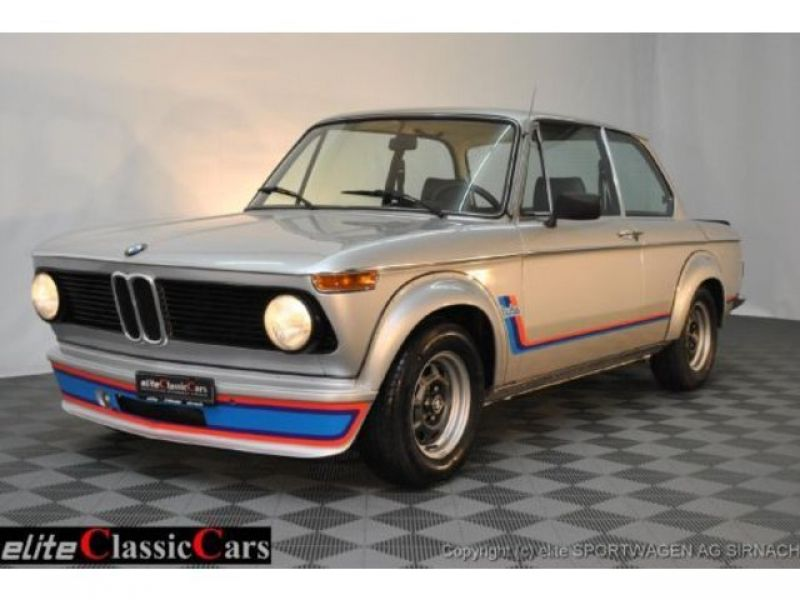 1975 bmw 2002 turbo te koop classic car en oldtimers. Black Bedroom Furniture Sets. Home Design Ideas