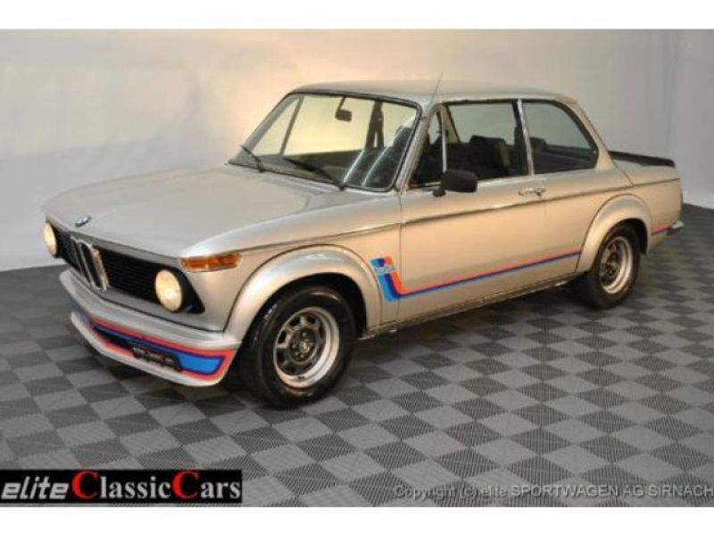 1975 bmw 2002 turbo til salgs klassisk bil annonse fra. Black Bedroom Furniture Sets. Home Design Ideas