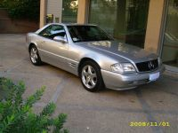 1998 Mercedes-Benz, 280SL