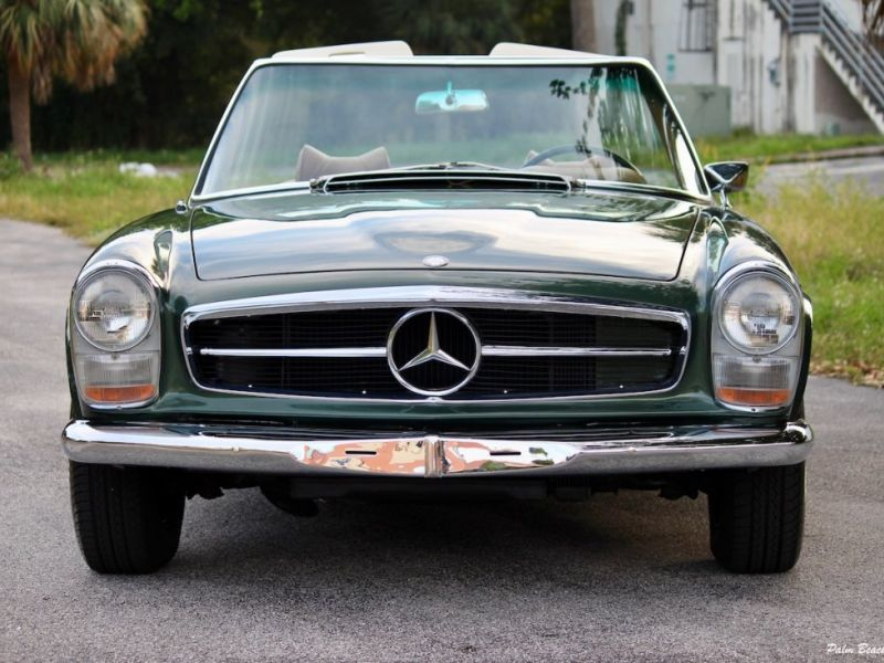 1968 Mercedes Benz 280sl For Sale Classic Car Ad From