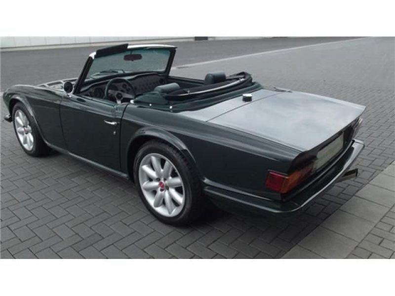 1973 triumph tr6 vendre annonces voitures anciennes de. Black Bedroom Furniture Sets. Home Design Ideas