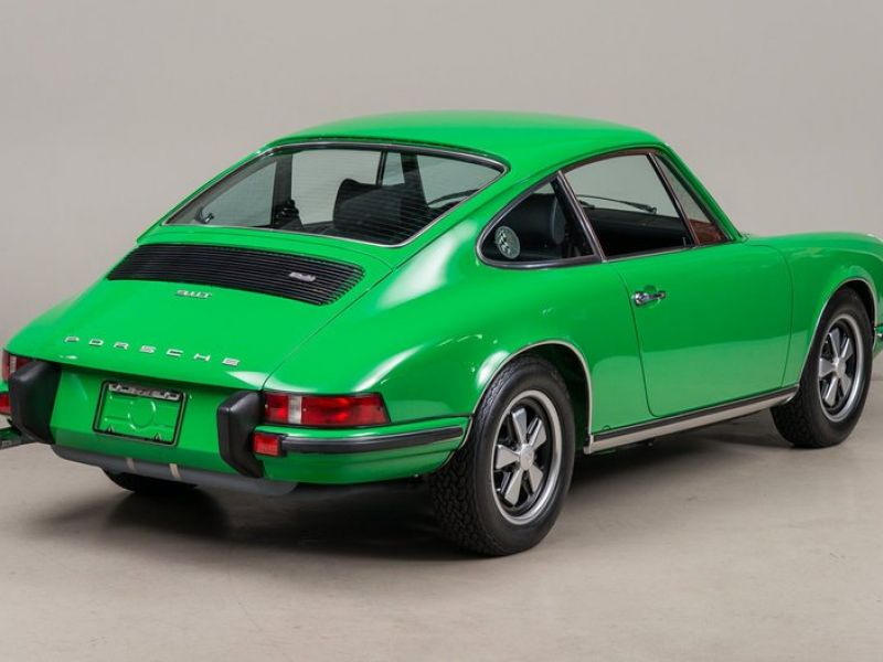1973 Porsche 911t Te Koop Classic Car En Oldtimers Advertentie Van Collectioncar Com