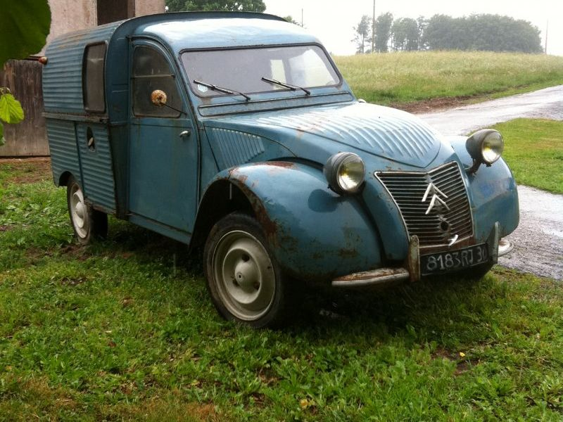 1960 citroen 2cv vendre annonces voitures anciennes de. Black Bedroom Furniture Sets. Home Design Ideas