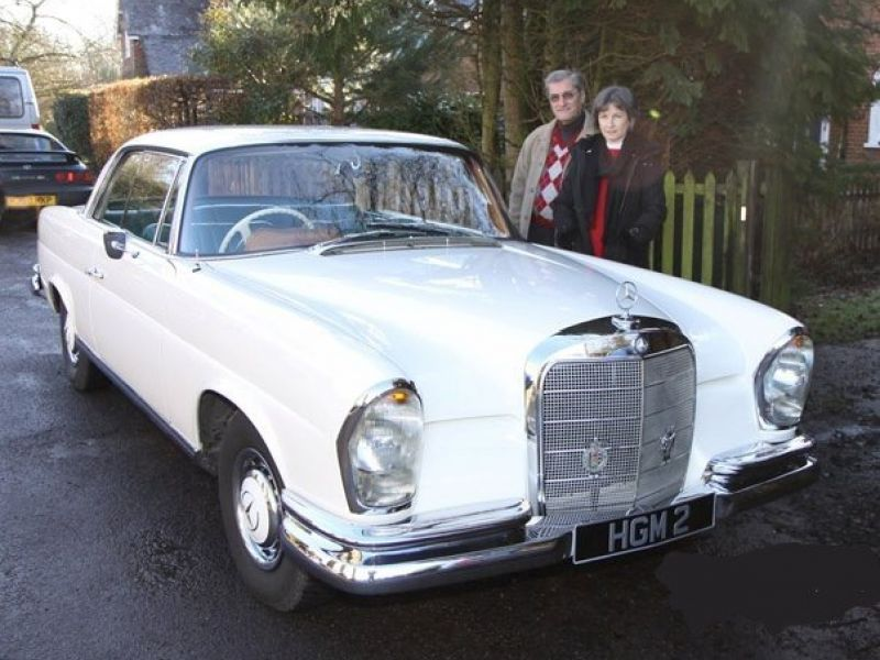 1966 mercedes benz 220 for sale classic car ad from for 1966 mercedes benz for sale