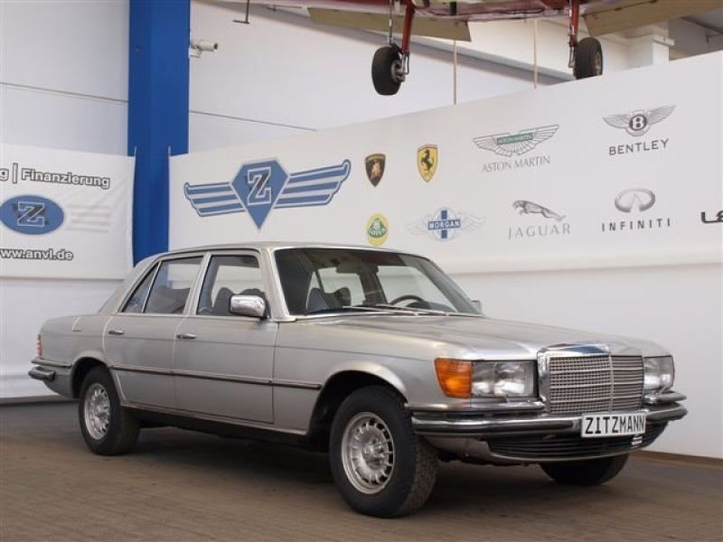 1979 Mercedes Benz 280se For Sale Classic Car Ad From