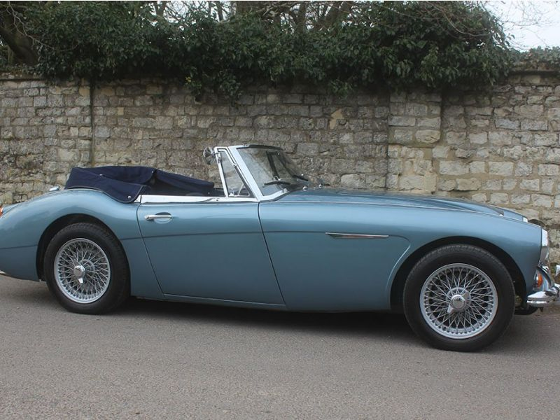 1964 austin healey 3000 mk iii vendre annonces voitures anciennes de. Black Bedroom Furniture Sets. Home Design Ideas