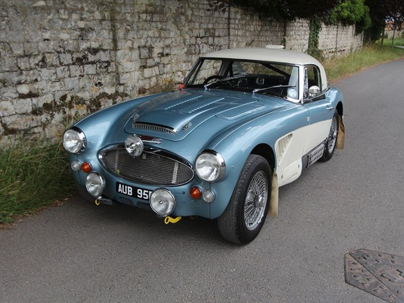 1967 austin healey 3000 mk iii vendre annonces voitures anciennes de. Black Bedroom Furniture Sets. Home Design Ideas