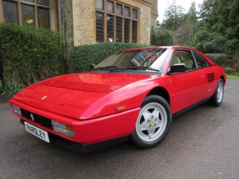 1990 ferrari mondial t for sale classic car ad from. Black Bedroom Furniture Sets. Home Design Ideas