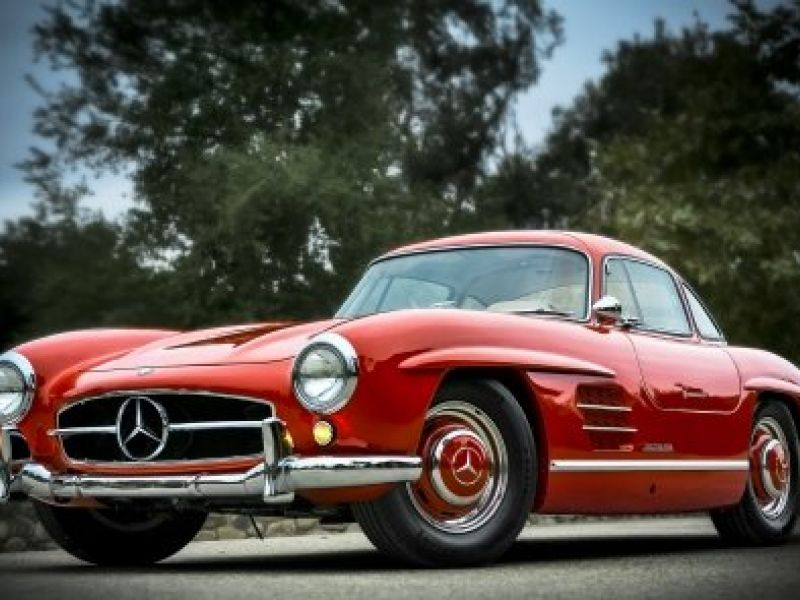 1955 mercedes benz 300sl for sale classic car ad from for 1955 mercedes benz 300sl