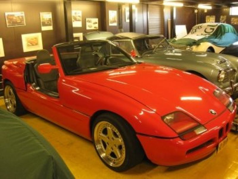 1989 bmw z1 till salu annons f r klassiska bilar fr n. Black Bedroom Furniture Sets. Home Design Ideas