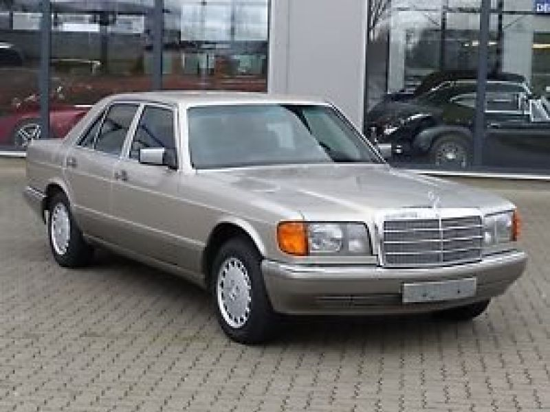 1987 mercedes benz 300se for sale classic car ad from for Mercedes benz 300se for sale