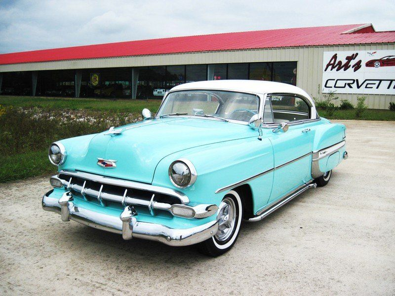 1954 Chevrolet Bel Air For Sale Classic Car Ad From Collectioncar