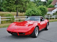 1975 Chevrolet, Corvette Stingray
