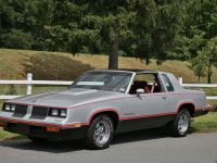 1984 Oldsmobile, Cutlass