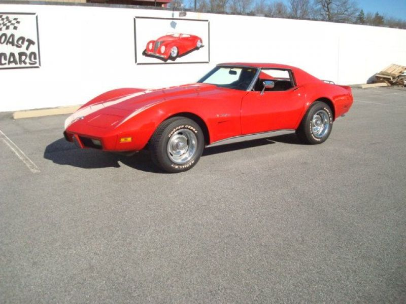 1976 Chevrolet Corvette For Sale Classic Car Ad From