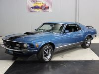1970 Ford, Mustang Mach 1