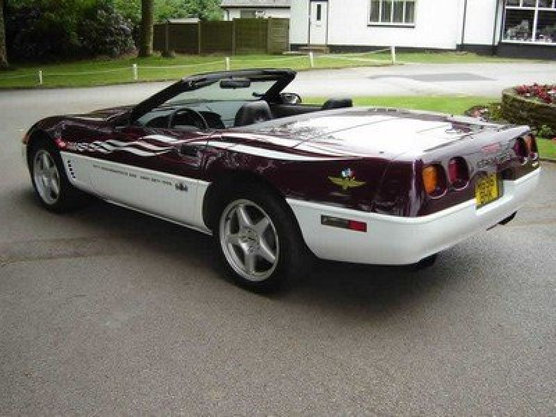 1995 chevrolet corvette for sale classic car ad from. Black Bedroom Furniture Sets. Home Design Ideas