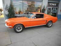 1968 Ford, Mustang GT