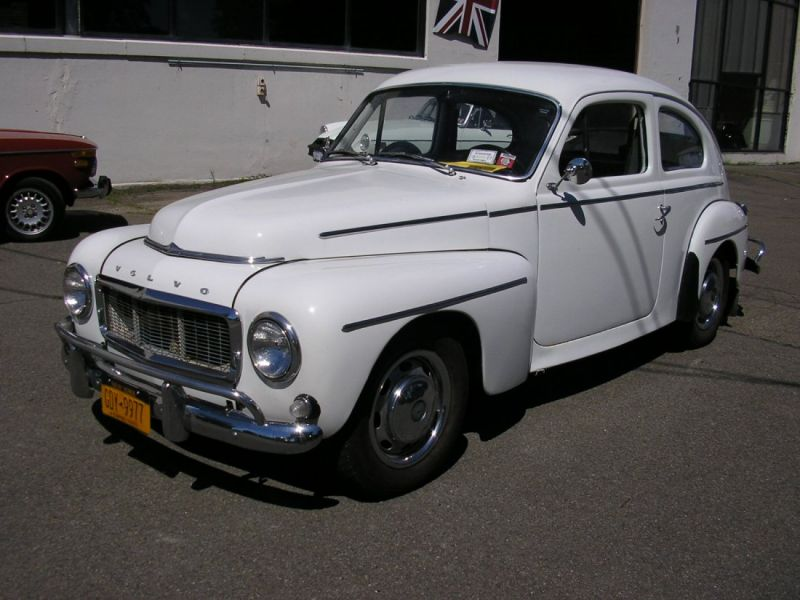 1964 Volvo PV544 for sale - Classic car ad from CollectionCar.com.