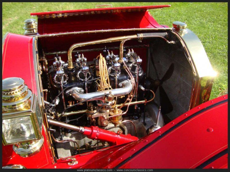 Platinum Motor Cars >> 1912 Stoddard-Dayton Model 48 for sale - Classic car ad ...