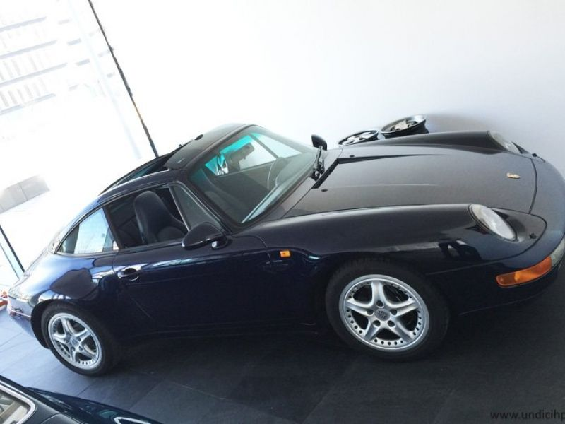 Accident Cars For Sale In Denmark: 1998 Porsche 993 For Sale