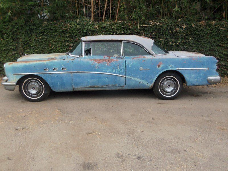 Accident Cars For Sale In Denmark: 1954 Buick Super For Sale