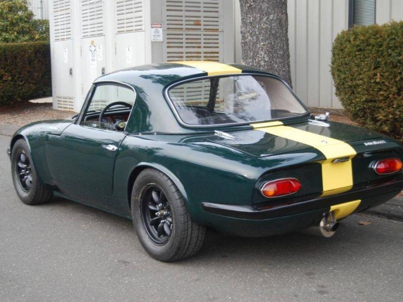 1965 lotus elan vendre annonces voitures anciennes de. Black Bedroom Furniture Sets. Home Design Ideas