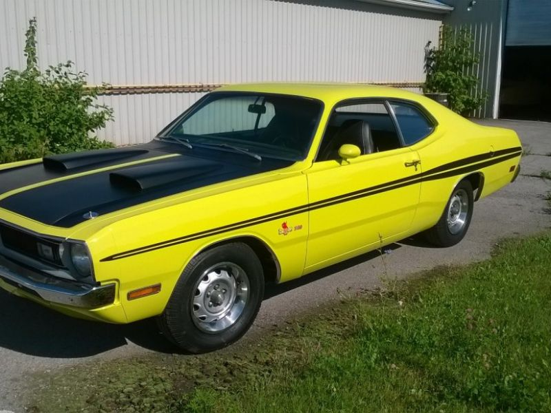 1971 Dodge Demon for sale - Classic car ad from