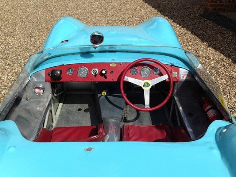 1959 Lotus 11 for sale - Classic car ad from CollectionCar.com.