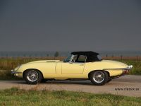 1969 Jaguar, E Type Roadster