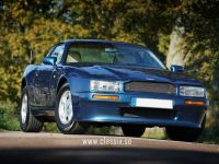 1990 Aston Martin, Virage