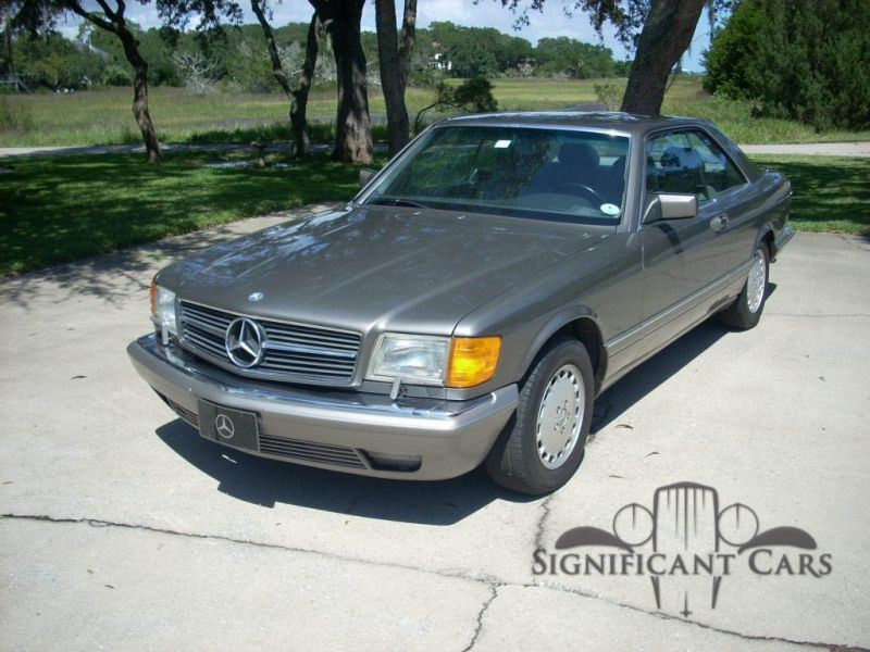 1991 mercedes benz 560sec for sale classic car ad from for 1991 mercedes benz 560sec for sale