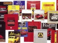 Ferrari books & brochures