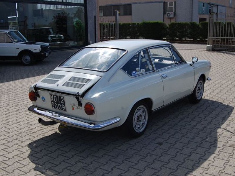 1966 fiat 850 sport coupe for sale classic car ad from - Fiat 850 sport coupe for sale ...
